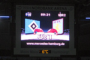 Hamburger SV-Aston Villa