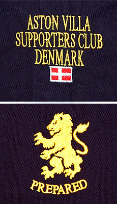 Fanklub polo-shirt